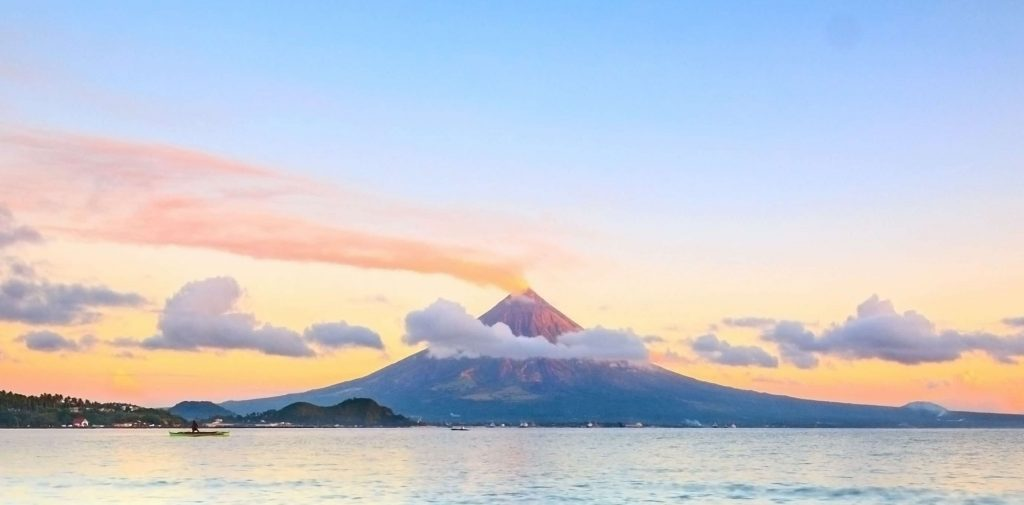 Vosta para Ilha do Pico